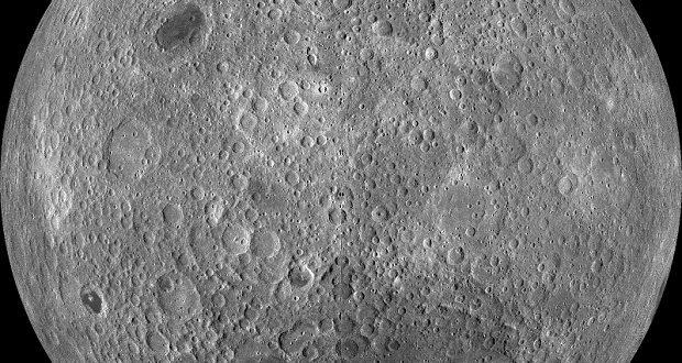 شاهد الجانب المخفي من القمر