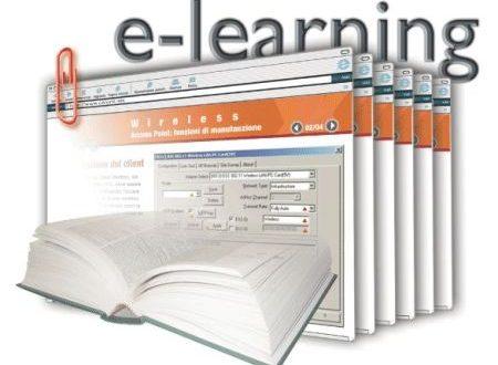 التعلم الالكتروني