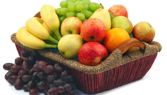 اكل الفاكهة بعد الطعام